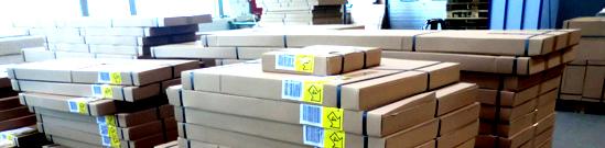 packaging furniture, carpets, fabrics nemoexpress