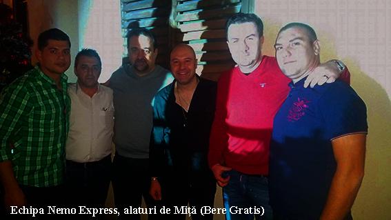 echipa nemo express